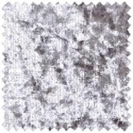Crushed Grey Velvet